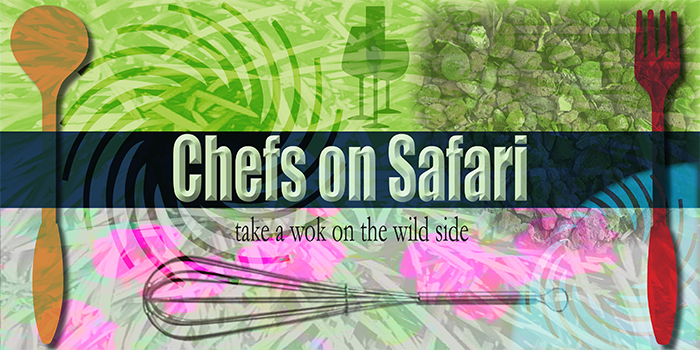 Chefs On Safari Banner
